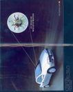 汽车摩托车广告创意0115,汽车摩托车广告创意,国际知名品牌广告创意,昆虫 车型
