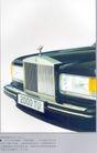 汽车摩托车广告创意0120,汽车摩托车广告创意,国际知名品牌广告创意,车灯 劳斯莱斯汽车广告