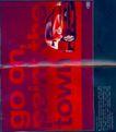 汽车摩托车广告创意0123,汽车摩托车广告创意,国际知名品牌广告创意,红色轿车