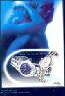 珠宝手表广告创意0089,珠宝手表广告创意,国际知名品牌广告创意,蓝色 外籍人士 手表