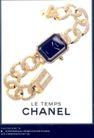 珠宝手表广告创意0109,珠宝手表广告创意,国际知名品牌广告创意,金链 CHANEL手表广告