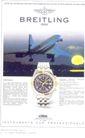 珠宝手表广告创意0112,珠宝手表广告创意,国际知名品牌广告创意,飞机 航班