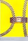 珠宝手表广告创意0114,珠宝手表广告创意,国际知名品牌广告创意,手链