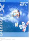 珠宝手表广告创意0124,珠宝手表广告创意,国际知名品牌广告创意,冲浪 水花 冲浪板