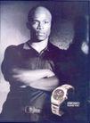 珠宝手表广告创意0131,珠宝手表广告创意,国际知名品牌广告创意,黑人  珠宝  手表