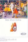 箱包皮鞋广告创意0084,箱包皮鞋广告创意,国际知名品牌广告创意,舞蹈 逛欢 聚会