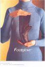 箱包皮鞋广告创意0086,箱包皮鞋广告创意,国际知名品牌广告创意,双手 弯曲 皮鞋
