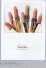 美容化妆品广告创意0069,美容化妆品广告创意,国际知名品牌广告创意,各色口红