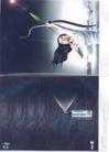 美容化妆品广告创意0085,美容化妆品广告创意,国际知名品牌广告创意,弓箭 飘逸 秀发
