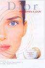 香水护肤霜广告创意0107,香水护肤霜广告创意,国际知名品牌广告创意,美肤霜 蓝眼睛