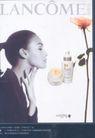 香水护肤霜广告创意0119,香水护肤霜广告创意,国际知名品牌广告创意,花朵 美肤产品