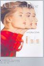 香水护肤霜广告创意0122,香水护肤霜广告创意,国际知名品牌广告创意,脸部模特