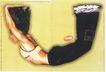 设计定位0088,设计定位,广告设计定位,女性 运动 球鞋