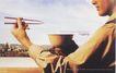 设计定位0098,设计定位,广告设计定位,筷子 饭碗