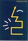 设计进行时0162,设计进行时,广告设计定位,黄色 曲折线 小白棒
