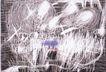 日本海报设计0086,日本海报设计,日本广告作品专辑,线球 丝线 杂乱