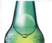 平面获奖作品一0085,平面获奖作品一,11届中国广告节获奖作品,酒瓶 汽泡 绿色