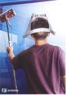 平面获奖作品二0048,平面获奖作品二,11届中国广告节获奖作品,报纸 后脑勺 帽子