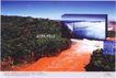 平面获奖作品六0088,平面获奖作品六,11届中国广告节获奖作品,山脉 桥梁 洪水