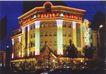 户外获奖作品0084,户外获奖作品,11届中国广告节获奖作品,夜色 酒店 建筑