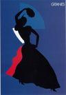 凯瑞.皮蓬作品集0078,凯瑞.皮蓬作品集,世界设计名家,黑色女性身影