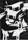 凯瑞.皮蓬作品集0111,凯瑞.皮蓬作品集,世界设计名家,动物 走兽