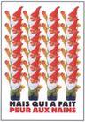 奎内克作品集0059,奎内克作品集,世界设计名家,欢乐之队   矮人国   庆祝