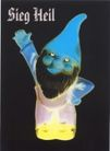 奎内克作品集0060,奎内克作品集,世界设计名家,玩偶 蓝帽子 举手打招呼