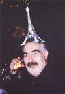 奎内克作品集0088,奎内克作品集,世界设计名家,胡子 酒杯 铁塔