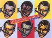奎内克作品集0097,奎内克作品集,世界设计名家,人物面容