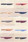 孔乔作品集0023,孔乔作品集,世界设计名家,艺术 刀具 水果刀