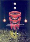 孔乔作品集0041,孔乔作品集,世界设计名家,光点 桶 球