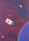 孔乔作品集0064,孔乔作品集,世界设计名家,宇宙