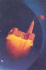 孔乔作品集0065,孔乔作品集,世界设计名家,城堡