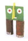 府烈茶作品集0004,府烈茶作品集,世界设计名家,积木 环保 眼睛 鼻子 尖 柱子 并排