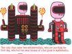 王翰尼作品集0088,王翰尼作品集,世界设计名家,水面 机器人 火花