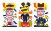 王翰尼作品集0095,王翰尼作品集,世界设计名家,卡通形象