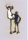 白同异作品集0046,白同异作品集,世界设计名家,骆驼 动物 人物