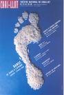 白同异作品集0051,白同异作品集,世界设计名家,脚印 封面 脚趾