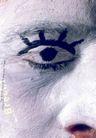 白同异作品集0083,白同异作品集,世界设计名家,白色 眼睛 鼻孔