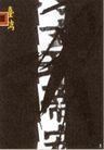 皮埃尔.迪休洛作品集0018,皮埃尔.迪休洛作品集,世界设计名家,台湾 屋檐 破瓦 残痕  旧社会 战争  海报 POP 招贴 宣传画 国外设计 名家设计 宣传单张