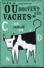 皮埃尔.迪休洛作品集0052,皮埃尔.迪休洛作品集,世界设计名家,牛 奶牛 动物