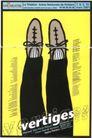 米歇尔.布韦作品集0012,米歇尔.布韦作品集,世界设计名家,腿 绳子 横线 黄色 黑色 vertiges 海报 POP 招贴 宣传画 国外设计 名家设计 宣传单张