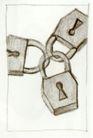 米歇尔.布韦作品集0039,米歇尔.布韦作品集,世界设计名家,锁 套牢 工具