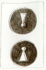米歇尔.布韦作品集0043,米歇尔.布韦作品集,世界设计名家,铜板 铜钱 空心