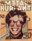 艾蒂安.罗比亚尔作品集0007,艾蒂安.罗比亚尔作品集,世界设计名家,微笑 射线 50 邮票 牙齿 洁白 夸张 眼镜 海报 POP 招贴 宣传画 国外设计 名家设计 宣传单张