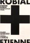 艾蒂安.罗比亚尔作品集0017,艾蒂安.罗比亚尔作品集,世界设计名家,十字 交叉 十字路口 交通 畅通 有序 robial  海报 POP 招贴 宣传画 国外设计 名家设计 宣传单张