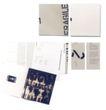 蒙古齐作品集0051,蒙古齐作品集,世界设计名家,出版物 书本 卡片
