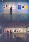 蒙古齐作品集0058,蒙古齐作品集,世界设计名家,画展 观众 观众看