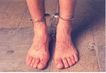 雷又西作品集0083,雷又西作品集,世界设计名家,双脚 脚铐 地板